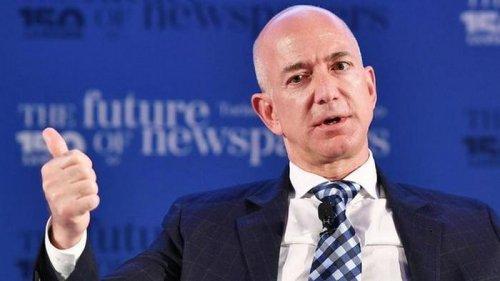 Безос продал акций Amazon более чем на $3 млрд