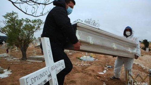 В мире новый суточный рекорд по коронавирусу – ВОЗ
