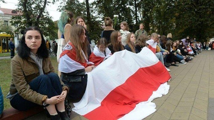 Протесты в Беларуси: отчислены 300 студентов