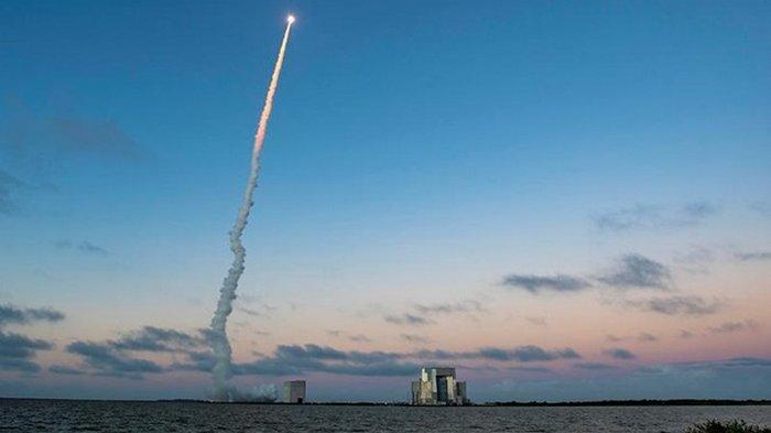 США запустили секретный спутник