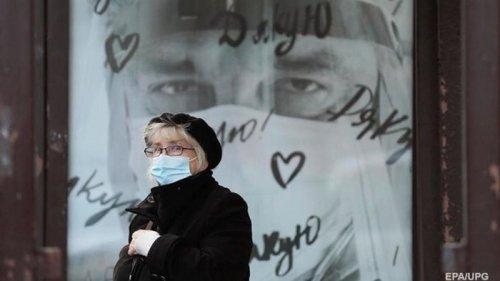 В Украине впервые свыше 12 тысяч случаев COVID