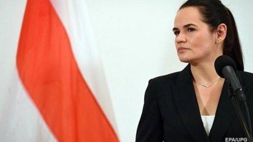 Тихановская анонсировала партизанские протесты