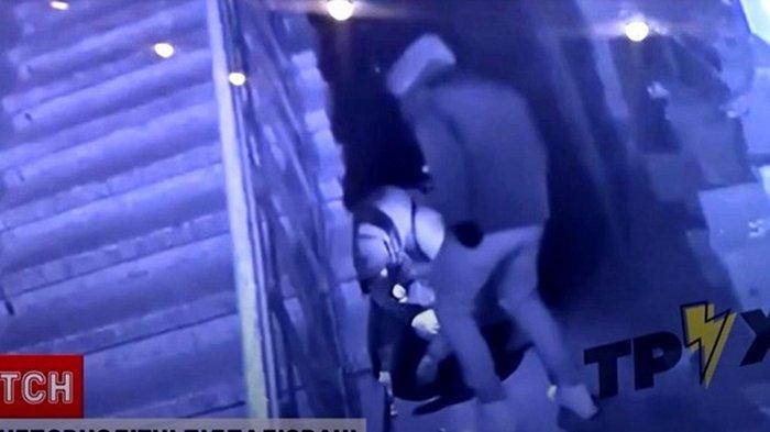 В Харькове подростки подожгли пятиэтажку ради развлечения (видео)