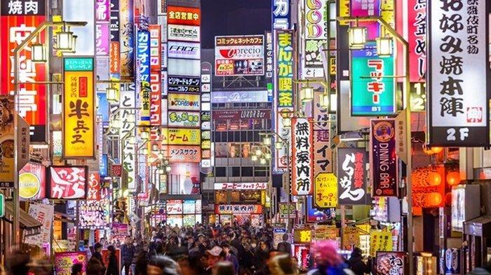 В Японии зафиксирован рекордный рост ВВП – более 21%