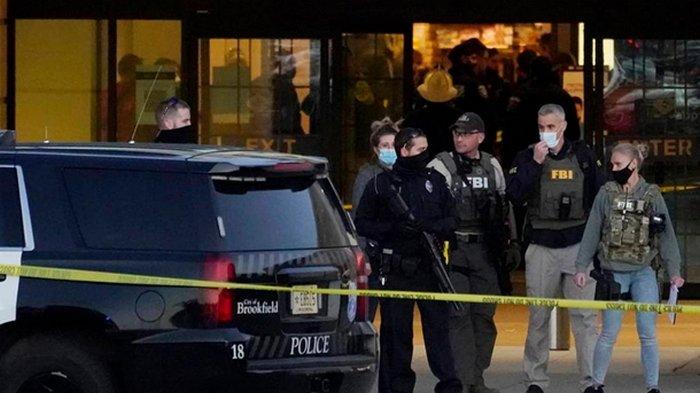 При стрельбе в Висконсине пострадали восемь человек
