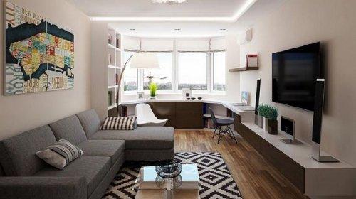 Что учитывают профессионалы при разработке дизайн-проекта маленьких квартир