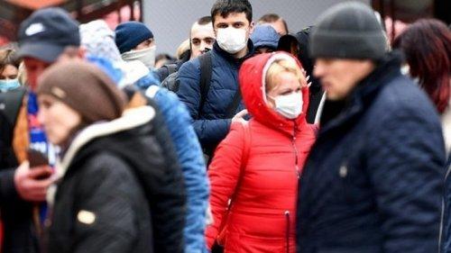 В Украине рекордное число случаев COVID-19