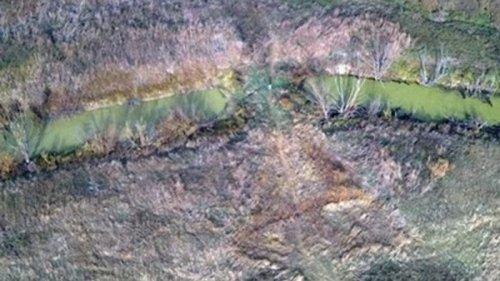 На Черниговщине уничтожен исток Остера (фото)