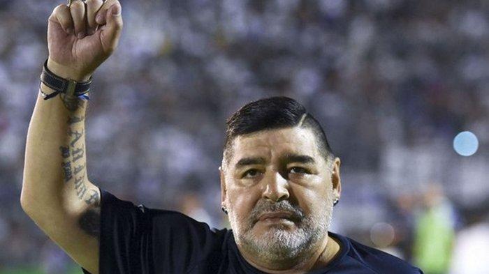 В Аргентине возбуждено уголовное дело по факту смерти Диего Марадоны
