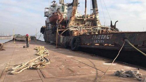 Разлив нефти в Черном море. АМПУ хотела скрыть факт происшествия – Госэкоинспекция