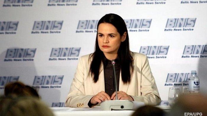 Байден пригласил Тихановскую на встречу