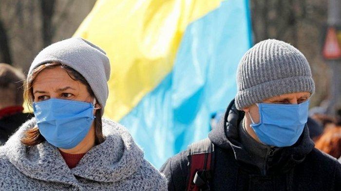 В Украине замедлилось распространение COVID-19