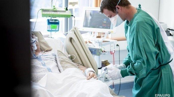 В Британии смертность от COVID-19 в восемь раз выше смертности от гриппа