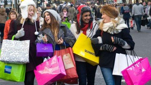 Черная неделя в США: продажа без ажиотажа и растянутые во времени скидки