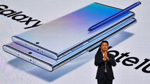 Samsung может отказаться от производства своего флагмана – Reuters