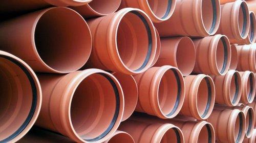 Трубы для наружной и для внутренней канализации