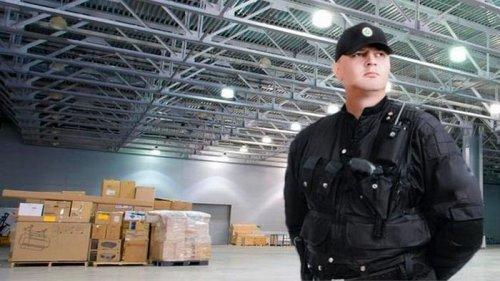 Услуги по охране складов от агентства «Венбест»