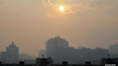 Киев вошел в топ-20 городов мира с самым грязным воздухом