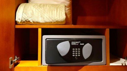 Электронные сейфы для отеля: практичность и надежность