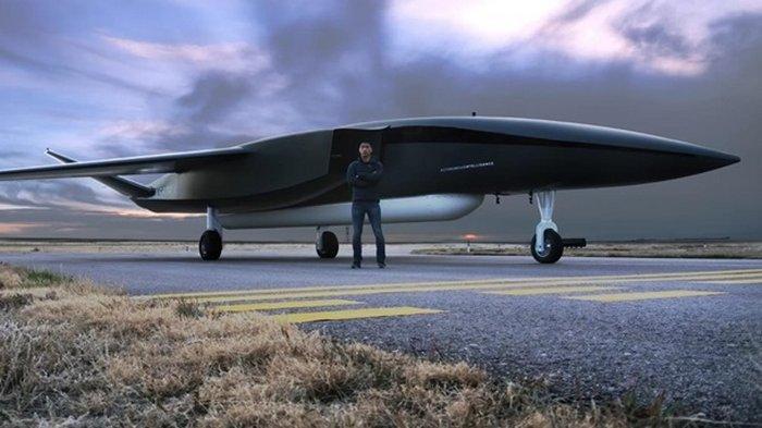 В США создали самый большой в мире дрон (видео)