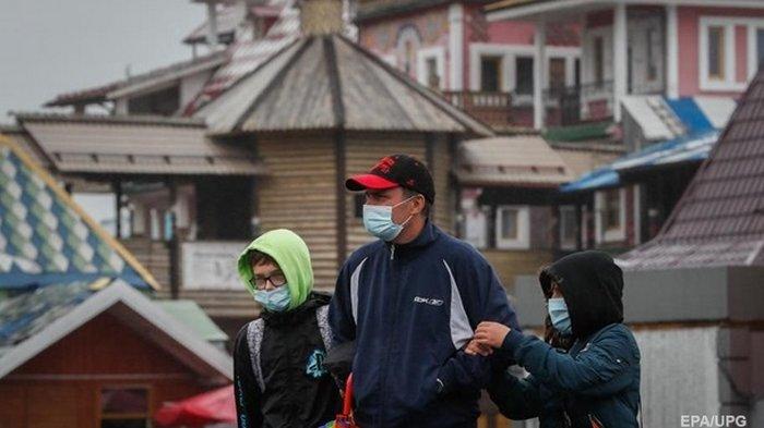 ВОЗ рекомендует носить маски на улице