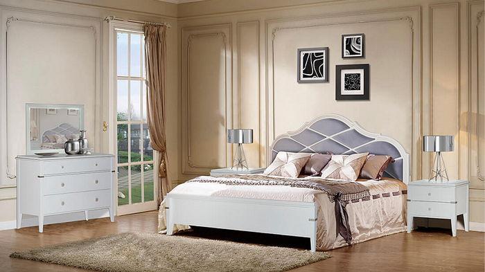 «Нестареющая классика», или почему кровать, оформленная в классическом стиле, всегда на пике популярности