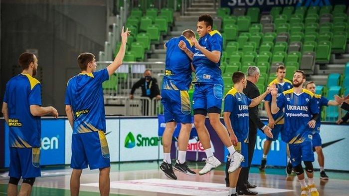Украина примет решающие матчи группы отбора на мужской Евробаскет-2022