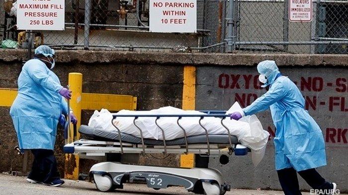 В мире уже больше 1,5 млн жертв пандемии