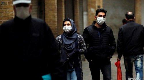 Иран переступил порог в миллион случаев коронавируса