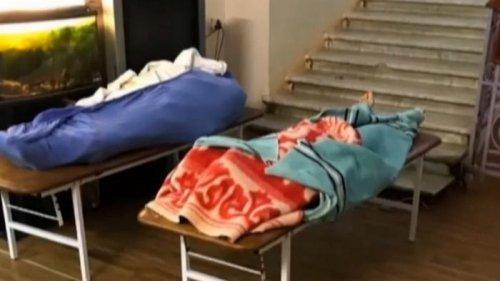 В Одессе умершие от COVID лежат вместе с живыми (видео)