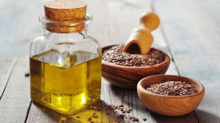 Применение льняного масла в кулинарии