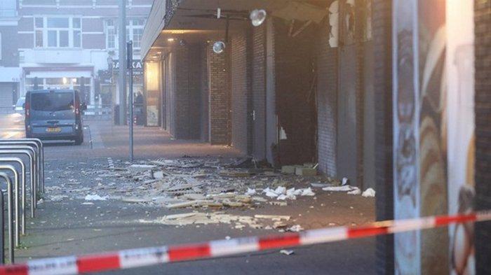 В Нидерландах взорвались три польских супермаркета