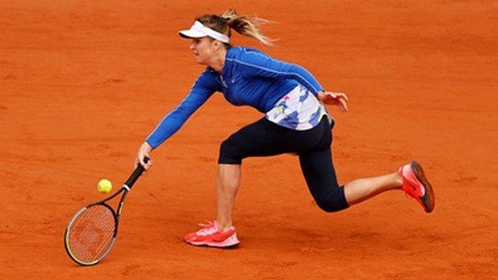 Свитолина будет тренироваться с чемпионкой Roland Garos