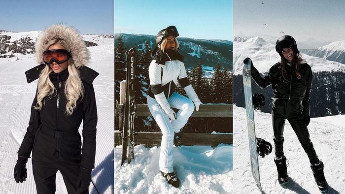 Как правильно выбрать лыжный костюм для женщин?