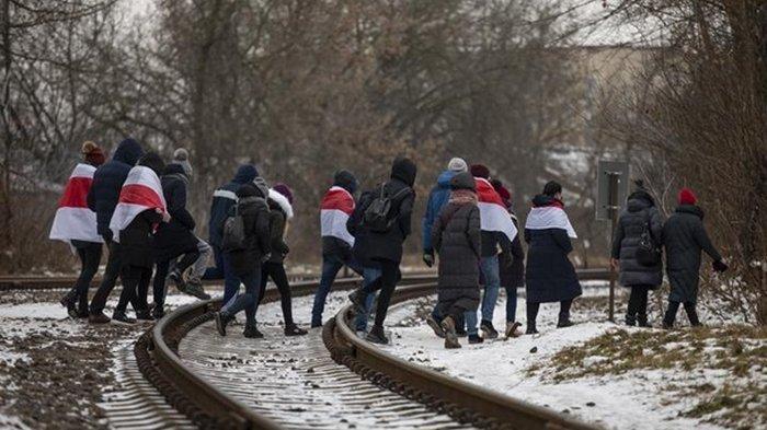 В Беларуси начала работать база данных протестующих