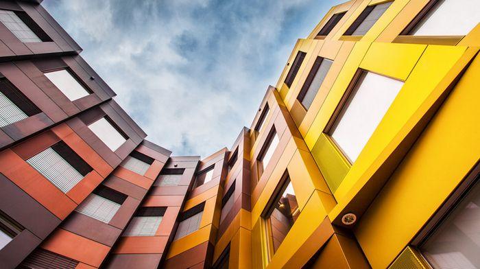 Особенности облицовки фасадов