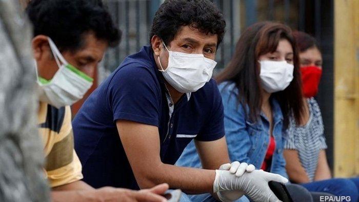 В Перу более миллиона случаев коронавируса