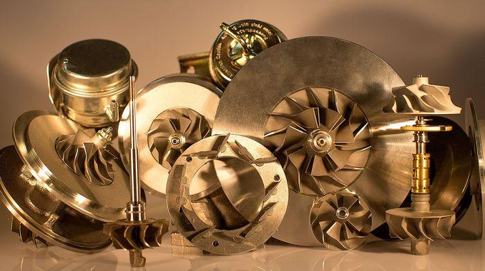 Причины поломки турбин дизельных двигателей и их ремонт