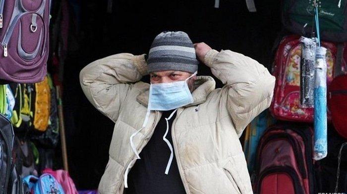 Украина стала 17 страной с миллионом случаев COVID