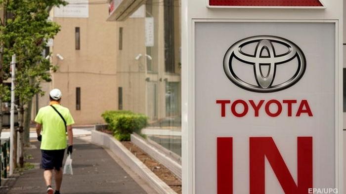 Компания Toyota представила систему для управления несколькими автомобилями