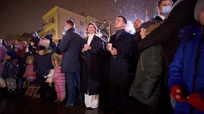 Зеленский встретит Новый год в Карпатах
