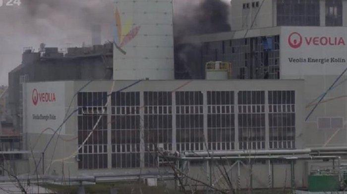 В Чехии произошел взрыв на электростанции