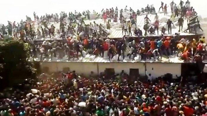 В Нигерии наступил голод на фоне COVID-19