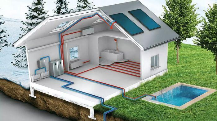 В чем преимущества тепловых насосов?
