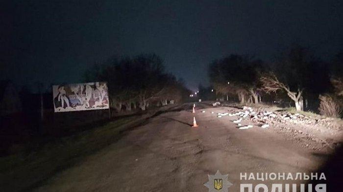 Водитель сбил велосипедиста и пытался сбежать с его телом, но попал в ДТП (фото)