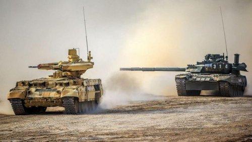 Россия вооружит свою армию Терминаторами