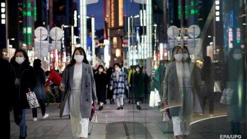В Японии выявлено рекордное количество COVID-случаев за сутки
