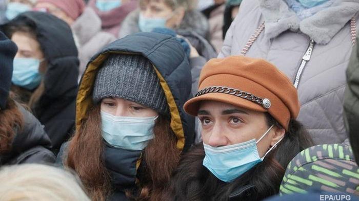 В Украине уже более 20 тысяч жертв COVID-19