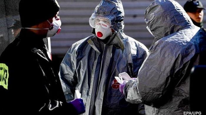В Германии рекордная смертность от коронавируса
