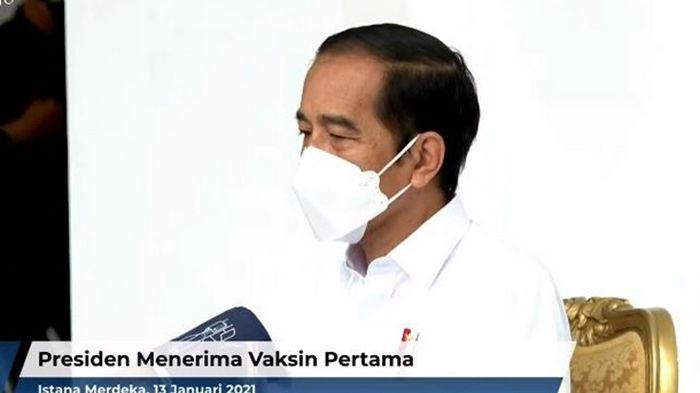 Президент Индонезии привился вакциной Sinovac (видео)